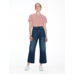 High-rise denims Cropped wide-leg fit- MAISON SCOTCH