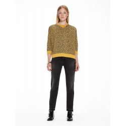Petit Ami - Final Hour Slim boyfriend fit - MAISON SCOTCH