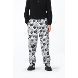 GRAZER PANT FLAMING FACES - R8GZWEAR