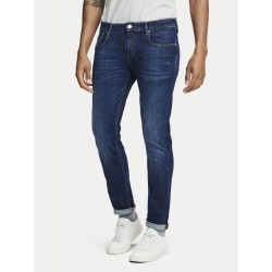 Tye - Icon Blauw Slim carrot fit - SCOTCH&SODA