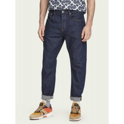 Dean – Blank Page Loose tapered fit - SCOTCH&SODA