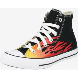 Chuck Taylor All Star Flame High Top - CONVERSE