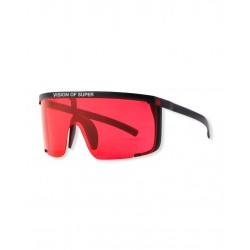 Flames Red Sunglasses - VISION OF SUPER