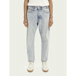Dean – Jeans loose tapered fit in cotone biologico – Another Chance - SCOTCH&SODA